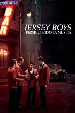 Key art Jersey Boys: Persiguiendo La Música