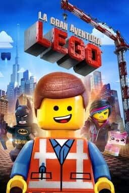 Key art La Gran Aventura LEGO
