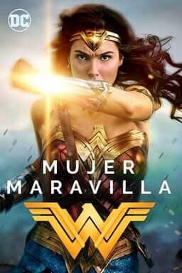 Key art La Mujer Maravilla