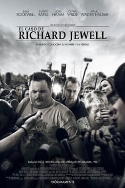 El Caso de Richard Jewell - Key Art