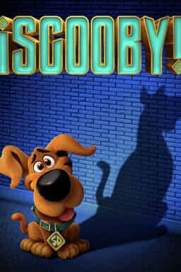 Key art ¡Scooby!