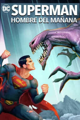 Key art Superman: The man of tomorrow