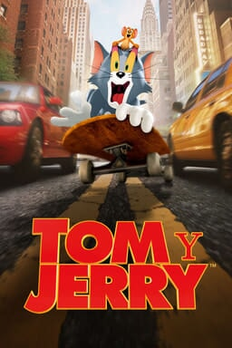 Key art Tom y Jerry