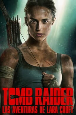 Tomb Raider: Las Aventuras de Lara Croft  - Key Art