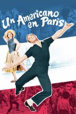 Keyart Un Americano en Paris