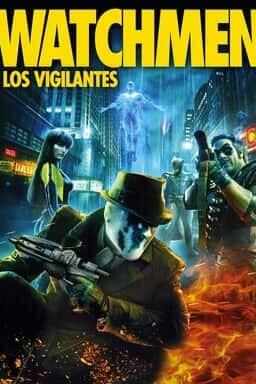Keyart Watchmen: Los Vigilantes