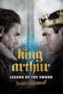 El Rey Arturo: La Leyenda de la espada - Key Art