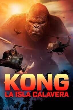 KeyArt: Kong: La Isla Calavera