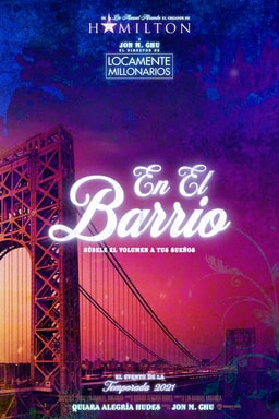 En El Barrio - Key Art