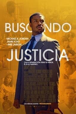 Buscando Justicia - Key Art