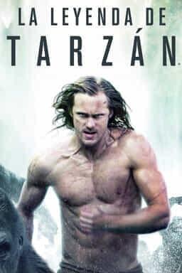 KeyArt: La Leyenda de Tarzan