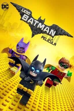 LEGO Batman: La Película - Key Art