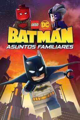 KeyArt: LEGO DC Batman: Asuntos familiares