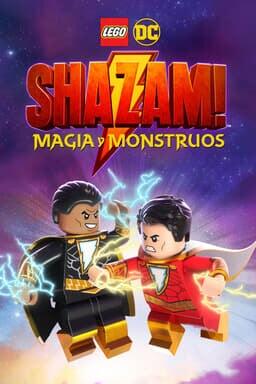 Lego DC Shazam: Magía y Monstruos - Key Art