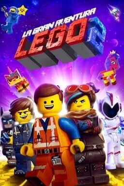 KeyArt: La Gran Aventura LEGO 2