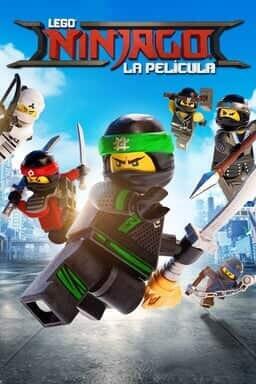 KeyArt: LEGO Ninjago: La Película