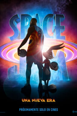 Teaser One Sheet Space Jam: Una Nueva Era