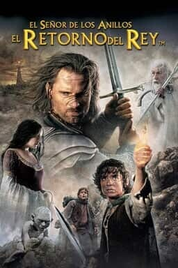 KeyArt: El Señor de los Anillos: El Retorno del Rey