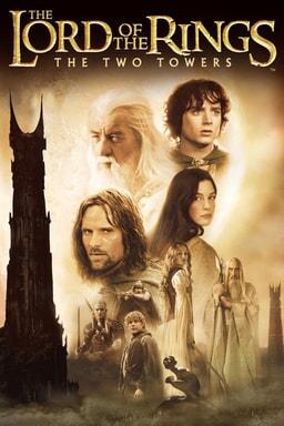 El Señor de los Anillos: Las dos Torres - Key Art