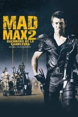 KeyArt: Mad Max 2: El Guerrero De La Carretera