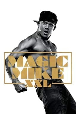 Key art Magic Mike XXL