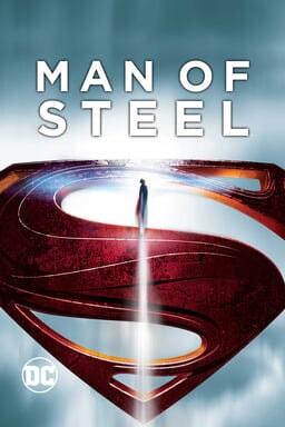 Man Of Steel - Key Art