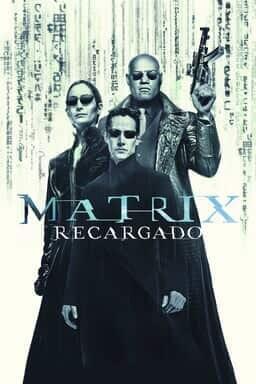 Poster Matrix Recargado