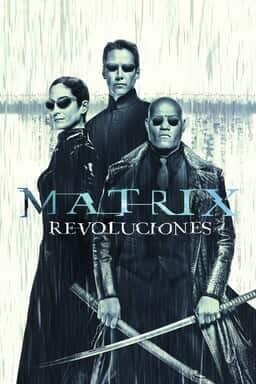 KeyArt: Matrix Revoluciones