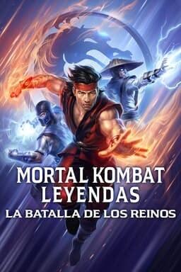KeyArt: Mortal Kombat Leyendas: La batalla de los reinos