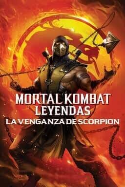 Mortal Kombat Leyendas: La venganza de Scorpion - Key Art