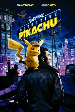 Pokemón Detective Pikachu - Key Art