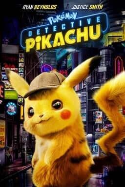 KeyArt: Detective Pikachu