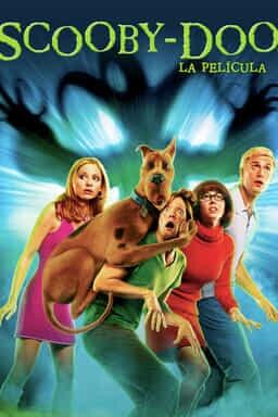 Poster Scooby-Doo: La película.