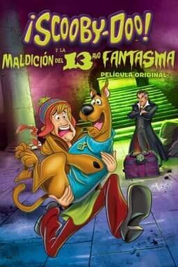 KeyArt: ¡Scooby-Doo! y la maldición del 13avo fantasma