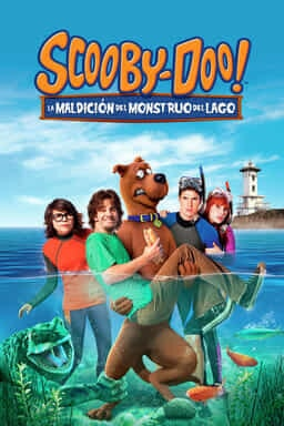 KeyArt: Scooby-Doo! La Maldición del Monstruo del Lago