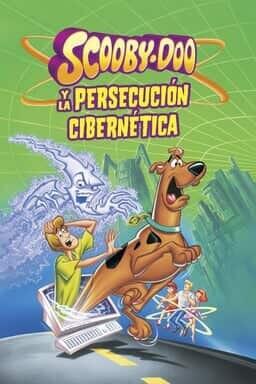 KeyArt: Scooby Doo y La Persecución Cibernética