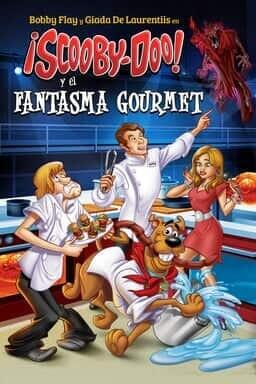KeyArt: ¡Scooby-Doo! y el Fantasma Gourmet