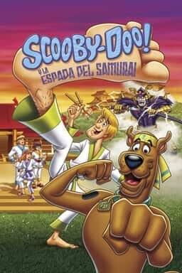 KeyArt: Scooby-Doo! Y La Espada Del Samurai