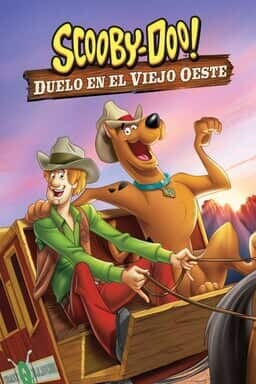 KeyArt: Scooby-Doo Duelo en el Viejo Oeste