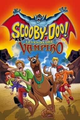 KeyArt: Scooby Doo Y La Leyenda Del Vampiro