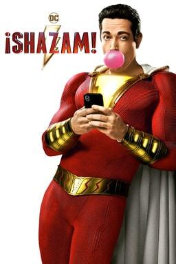 ¡Shazam! - Key Art