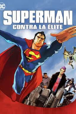 KeyArt: Superman vs. The Elite