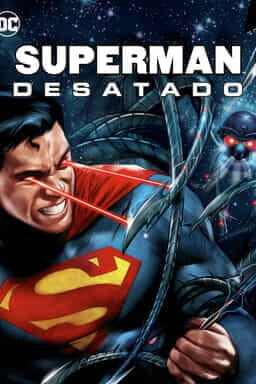 KeyArt: Superman: Unbound