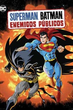KeyArt: Superman/Batman: Public Enemies