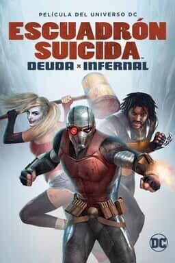 KeyArt: DCU: Escuadrón Suicida: Deuda infernal