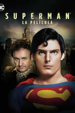 KeyArt: Superman: La Película