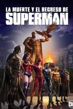 KeyArt: The Death and Return of Superman