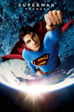 KeyArt: Superman Regresa