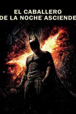 KeyArt: Batman: El Caballero De La Noche Asciende