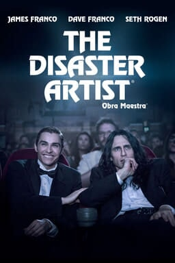 The Disaster Artist: Obra Maestra - Key Art